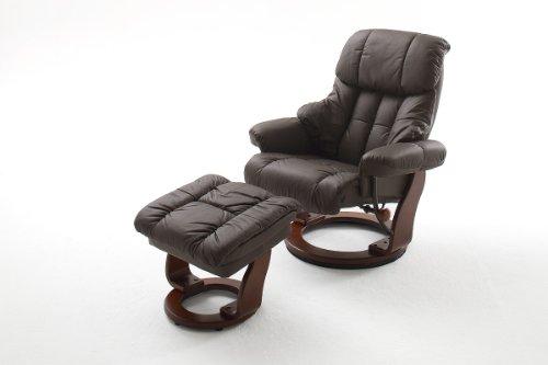 Robas-Lund-64023BK5-Relaxsessel-Calgary-mit-Hocker-Bezug-Leder-braun-044-Gestell-wallnuss-006-90-x-91-122-x-89-104-cm