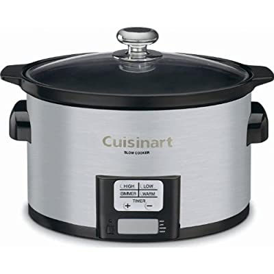 Cuisinart PSC-350 3-1/2-Quart Programmable Slow Cooker by Cuisinart