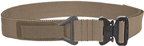 TAG Cobra Buckle Riggers Belt, Small, Coyote Tan SBT-CBR0-CT