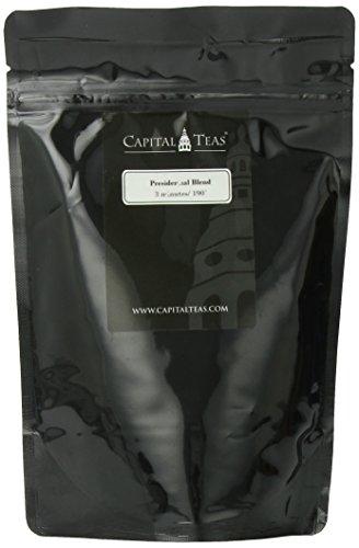 Capital Teas Presidential Blend Tea, 4 Ounce