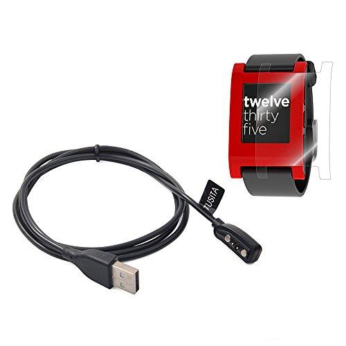 pebble-smartwatch-clasico-cargador-con-protector-de-pantalla-tusitar-reemplazo-del-cable-de-carga-us