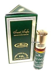 Saat Safa - 6ml (.2 oz) Perfume Oil by Al-Rehab (Crown Perfumes)