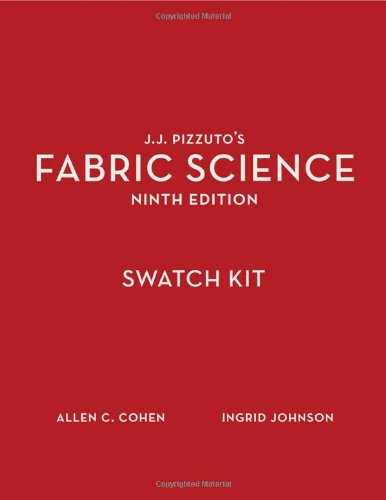 J.J. Pizzuto's Fabric Science Swatch Kit (9th Edition)