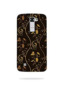 alDivo Premium Quality Printed Mobile Back Cover For LG K10 / LG K10 Back Case Cover (MZ105)
