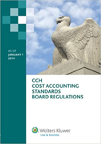Cost Accounting Standards Boards Regulations as of January 1, 2014