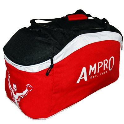 Ampro Large Boxer Teamwear Holdall - Red