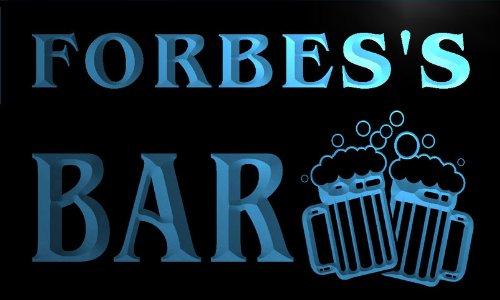 w000986-b-forbess-nom-accueil-bar-pub-beer-mugs-cheers-neon-sign-biere-enseigne-lumineuse