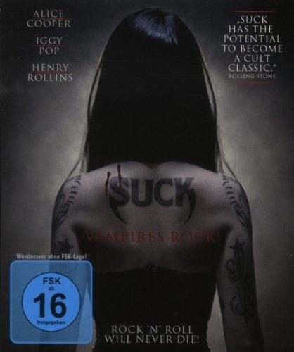 Suck - Bis(s) zum Erfolg [Blu-ray]