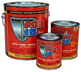 POR-15 Rust Preventive Paint – Black – Gallon POR15