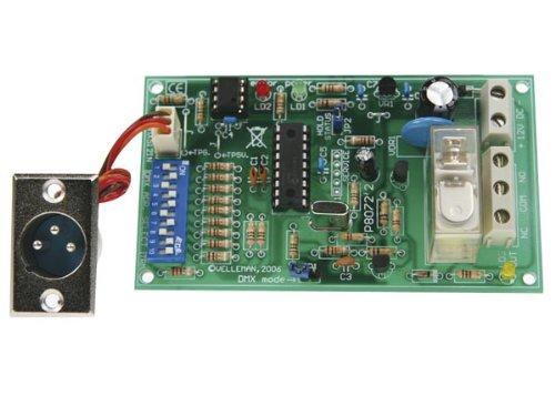 Velleman K8072 Dmx-Controlled Relay