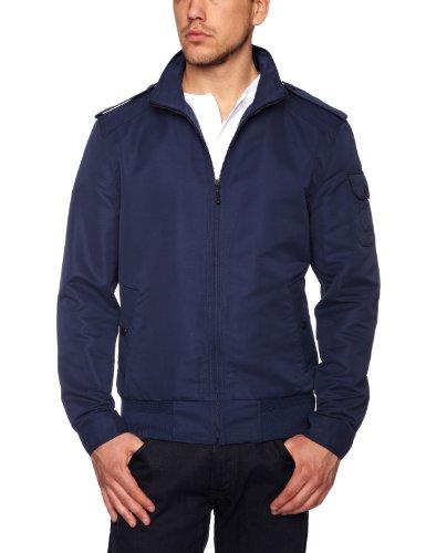 Levi's® Nylon Bomber Men's Jacket Navy Blue Small