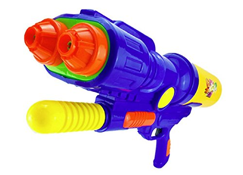 NEW! 48*22*10cm 1000ML/1KG High Capacity Blaster Water Guns Super Soaker Pump Action Beetle Backpack Pistol (BLUE COLOR) (Super Soaker 100 compare prices)