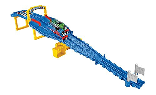 Il Trenino Thomas DLR99 - Veicolo Pista Rettilineo la Grande Corsa di Thomas