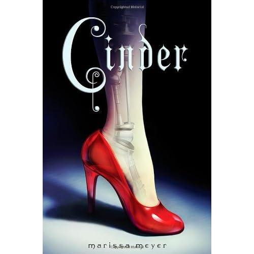 Marissa Meyer - Cinder (Lunar Chronicles Book 1)