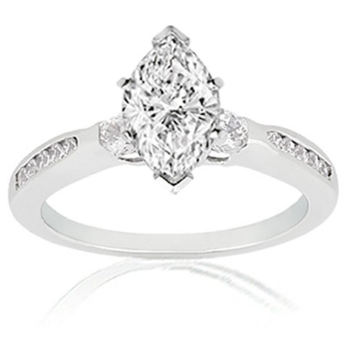 marquise diamond settings engagement rings Quotes