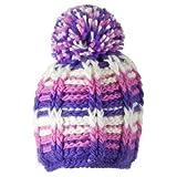 Obermeyer Girl's Ski School Knit Hat by Obermeyer