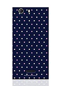 Sowing Happiness Back Cover for Micromax Nitro 2 E471