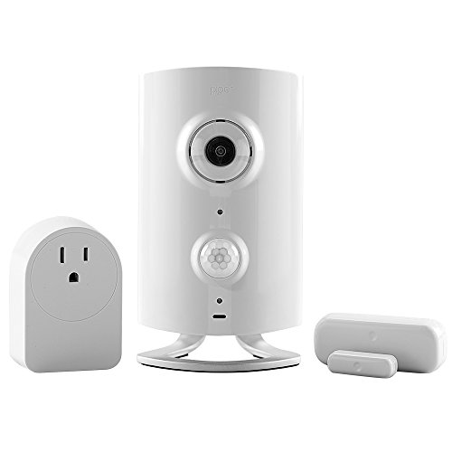 Piper classic All-in-One Security System with Video Monitoring Camera with Door/Window Sensor...