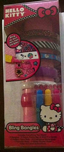 Hello Kitty Bling Bangles