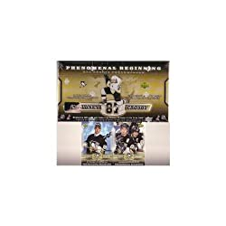 2006 Upper Deck Sidney Crosby Phenomenal Beginnings Hockey Set