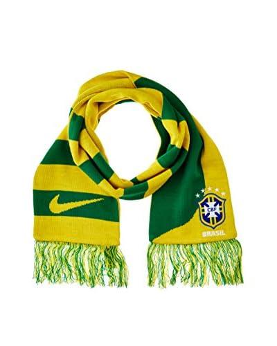 Nike Sciarpa National Brazil [Giallo/Verde]