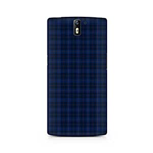 Ebby Checkster Premium Printed Case For OnePlus One