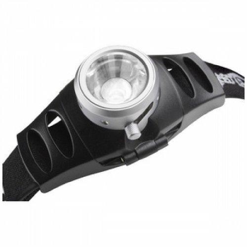 Led Lenser H5 Black 23 Lumens 75M 10Hr Ipx4
