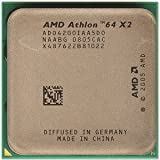 AMD Athlon 64 X2 4200+ CPU Processor Dual Core AM2 (ADO4200IAA5DO AD04200IAA5D0)