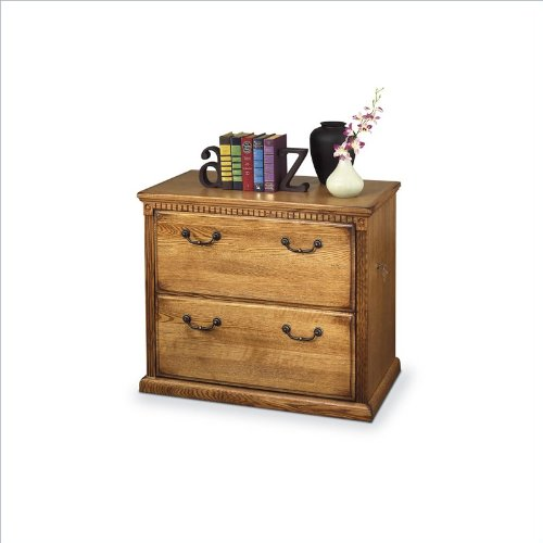 Kathy Ireland Home By Martin Furniture Huntington Oxford Lateral 2 Drawer Wood File Storage
