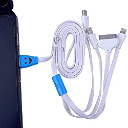 UNIVERSAL MICRO USB CAR CHARGERS+ LED FOR SAMSUNG IPOD IPHONE HTC NOKIA SONY LG