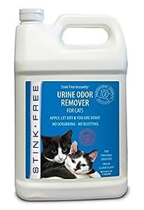 Stink free instantly urine odor remover for for Fish odor urine