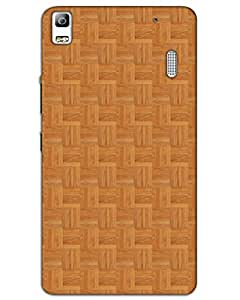 YOVI Designer Printed Back Cover For Lenovo A7000