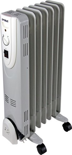 B003ZM35ZW Optimus H-6010 Portable Oil Filled Radiator Heater