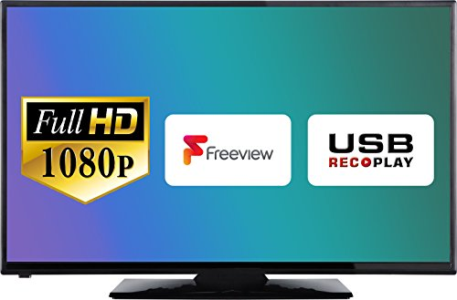 "32"" LED TV Full HD 1080p Slim LED With Built In Freeview Media player & PVR"