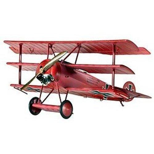 Revell-Modellbausatz-64682-Model-Set-Fokker-DrI-Triplane-im-Mastab-148