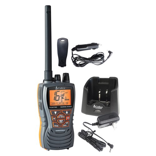Cobra MR HH350 FLT Floating 6W VHF Radio