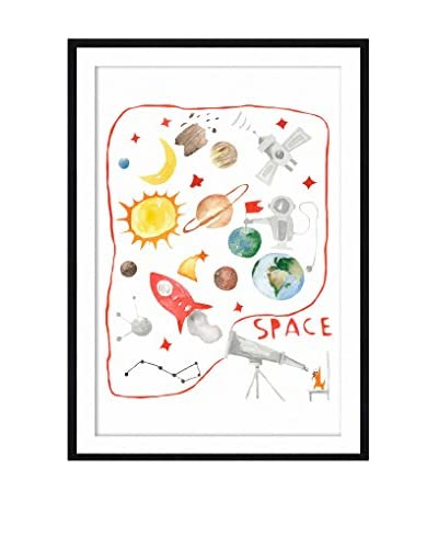 Surdic Panel Decorativo Space