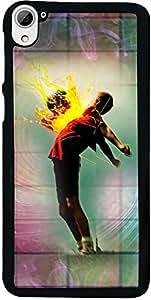 PrintVisa Music Dance Pattern Back Cover for HTC Desire 826 (2D-HTCD826-D7902)