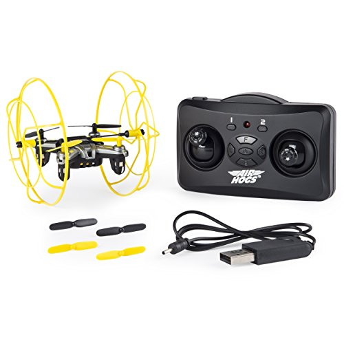 air-hogs-hyper-stunt-drone-unstoppable-micro-rc-drone-yellow