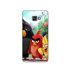 Generic mobile cover AKM01 for Samsung galaxy A5 (2016 Edition) (MULTICOLOR)