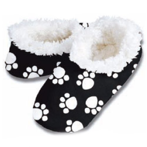 Cheap Snoozies Dog Paws Slipper S-XL No Skid Footwear (B0067T17P0)