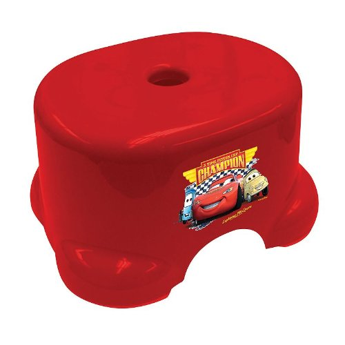 Disney/Pixar Cars Petite Step Stool & Potty Seat - 1