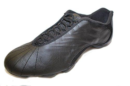 Bloch Bloch Amalgan Tanz Sneaker, Scarpe da ballo uomo, (Nero/Rosa), 37 1/3