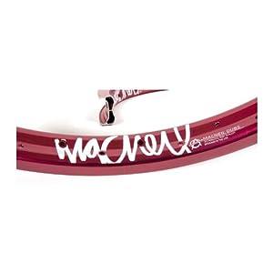 Buy MacNeil DUB 20 Rim - 36H, Red by MacNeil