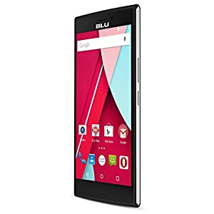 BLU Life One 4G LTE Smartphone - GSM Unlocked - 8GB - Black