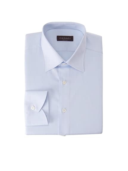 Canali Men's Dress Shirt