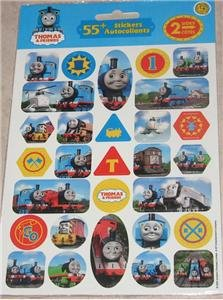 Thomas & Friends 55 Plus Stickers - Buy Thomas & Friends 55 Plus Stickers - Purchase Thomas & Friends 55 Plus Stickers (Sandylion, Toys & Games,Categories,Arts & Crafts,Stamps & Stickers)