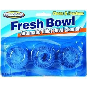 Toilet Bowl Cleaning Tablets