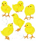 Jolee's Boutique Baby Chicks Dimensional Stickers