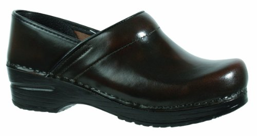 Sanita Women's Pofessional Box Clog